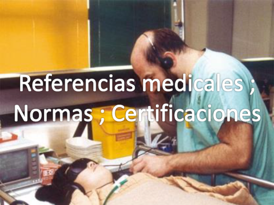 referencias medicales